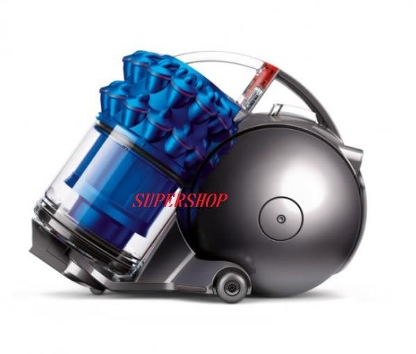 【 原廠經銷】Dyson戴森【Ball fluffy CY24 科技藍 】圓筒式吸塵器;數位馬達