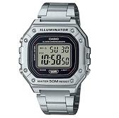 CASIO 卡西歐 全新風格 運動腕錶 W-218HD-1AV