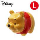 【日本正版】小熊維尼 陶瓷存錢筒 (L) 儲金箱 小費箱 存錢筒 維尼 Winnie 迪士尼 Disney - 152875
