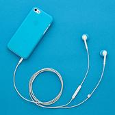Bluevision Friend iPhone5C 玩色系列保護殼 - 海洋藍