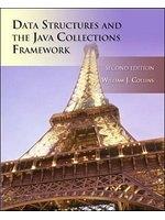 二手書博民逛書店《Data Structures and the Java Collections Framework With Olc Bi-Card》 R2Y ISBN:0071114076