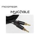 【名展影音】法國 micromega RCA 30 - 2 x 0.3m Cinch connectors 同軸訊號線