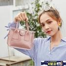 夏天透明小包包女2020新款潮時尚手提包果凍仙女包百搭單肩斜挎包 8號店