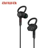 AIWA藍芽耳機EB601BK - 沉穩黑【愛買】