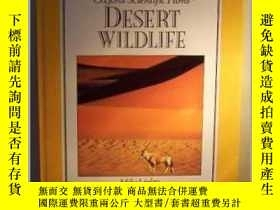 二手書博民逛書店Desert罕見Wildlife (Oxford Scienti