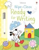Wipe-Clean Ready For Writing 可擦拭練習本:書寫預備練習