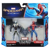 MARVEL漫威人物 蜘蛛人 禿鷹 雙人組 3.75吋模型人偶 (孩之寶Hasbro) 51723