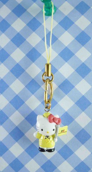 【震撼精品百貨】Hello Kitty 凱蒂貓~限定版手機吊飾-HaTo巴士