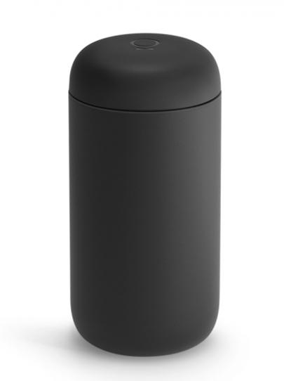 金時代書香咖啡 Fellow Carter 咖啡陶瓷真空保溫瓶 12oz 磨砂黑 Fellow-Ca-12BK