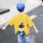 童裝男童t恤兒童短袖 2020新款男孩夏裝中大童半袖 體恤潮上衣洋氣8