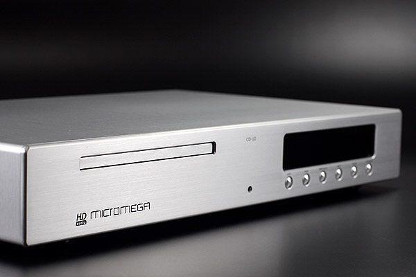 【名展音響】法國原裝HD Micromega CD-10 / CD 10 CD播放機