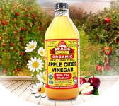 美國【Bragg】阿婆有機蘋果醋 (454ml)  16oz