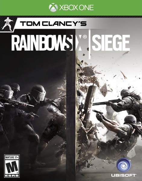 X1 Tom Clancy's Rainbow Six Siege 虹彩六號:圍攻行動(美版代購)