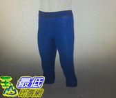 [COSCO代購] W1104651 Under Armour 男3/4緊身褲 藍
