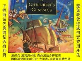 二手書博民逛書店A罕見Treasury of Children s Classi