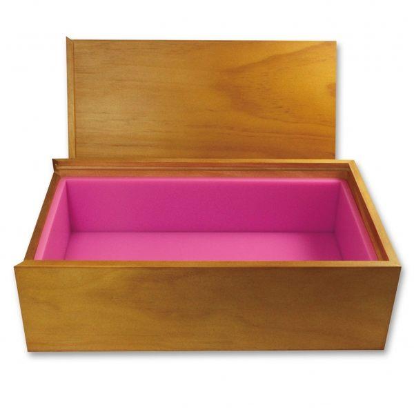 【香草工房】 3000cc粉土司模-木盒組