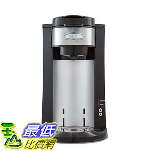 BELLA 14392 Dual Brew單杯咖啡機 銀色 黑色 [美國代購]