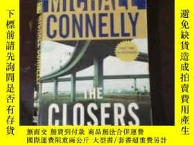 二手書博民逛書店英文原版罕見MICHAEL CONNELLY THE CLOSE