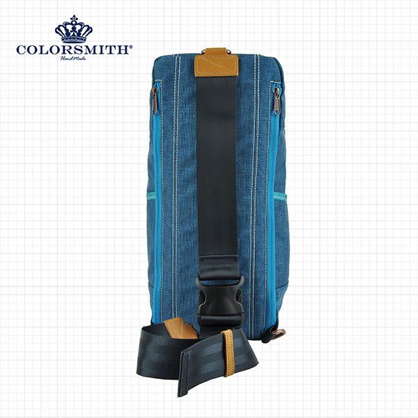 【COLORSMITH】UOC.單肩後背包.UOC1356-BL