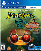 PS4 Psychonauts In the Rhombus of Ruin 瘋狂世界:菱形廢墟(美版代購)