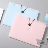 文件夾多層透明插頁可愛整理夾分類冊收納袋【小檸檬3C】