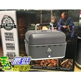 [COSCO代購] W1900679 PIT BOSS CHARCOAL GRILL PIT BOSS 攜帶式烤肉爐 尺寸:44 X 35.5 X 38 CM