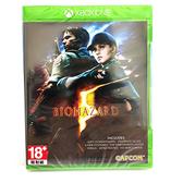 XboxOne 惡靈古堡 5 亞版 英文版