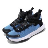 Nike 籃球鞋 Jordan Jumpman 2020 PF 藍 黑 男鞋 運動鞋 喬丹 【PUMP306】 BQ3448-400
