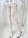 春夏薄款薔薇玫瑰絲襪連褲襪防勾絲打底襪軟...