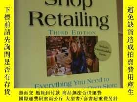 二手書博民逛書店Specialty罕見Shop Retailing:Everything you need to know to