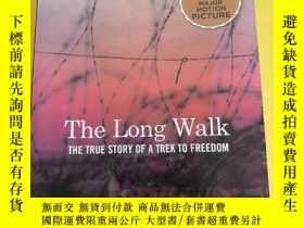 二手書博民逛書店THE罕見LONG WALK: THE TRUE STORY OF A TREK TO FREEDOM(16開平裝
