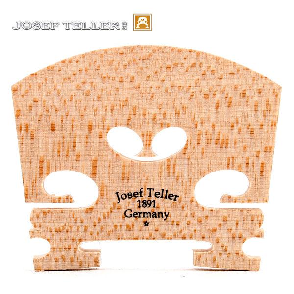 【小叮噹的店】德國原裝 Josef Teller 德式 小提琴 一顆星  琴橋  JTV47 公司貨