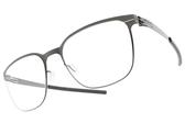 Ic! Berlin光學眼鏡 ICHIRO I. GRAPHITE (石墨) 率性低調經典框 薄鋼眼鏡 # 金橘眼鏡