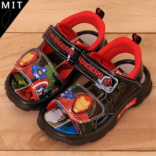 男童 烈車戰隊特急者 閃燈發亮 運動電燈涼鞋 MIT製造 59鞋廊