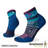 【速捷戶外】Smartwool 美麗諾羊毛襪 SW001226092 PhD戶外輕量印花短筒襪(深海軍藍)-女款