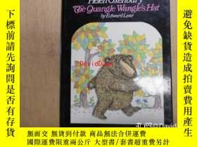 二手書博民逛書店The罕見Quangle Wangle's hat洋書繪本英語Y443410 pictures by