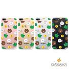 88柑仔店~GARMMA Line Friends iPhone 6/6S Plus 5.5吋-空壓氣墊防摔保護軟殼