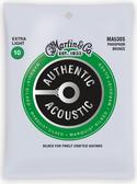 Martin MA530S 磷青銅/ 紅銅 10-47 木吉他弦-3包量販組