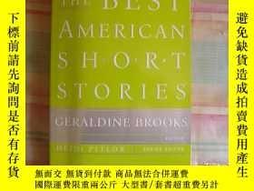 二手書博民逛書店The罕見Best American Short Stories 2011 美國最佳短篇小說2011Y9890