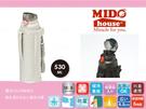 THERMOS『膳魔師FDQ-501F不銹鋼運動水壺』530ml (粉紅色)《Midohouse》
