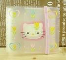 【震撼精品百貨】Hello Kitty 凱蒂貓~KITTY卡片收納盒-金香
