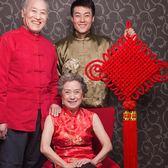 中國結中國結掛件大號家居福字新房客廳小裝飾用品手工藝壁掛中國節玄關wy