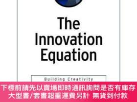 二手書博民逛書店預訂The罕見Innovation Equation: Building Creativity And Risk