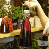 密封罐帶蓋空瓶果酒容器裝酒泡酒玻璃瓶子【小檸檬3C】