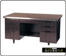 {{ 海中天休閒傢俱廣場 }} K-22 摩登時尚 辦公桌系列 199-07 H型4.5尺辦公桌(含玻璃)