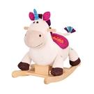 美國【B.Toys】安撫玩具系列-搖搖馬-神氣BX1660Z[衛立兒生活館]