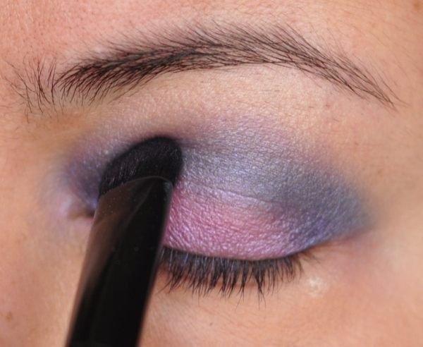 【愛來客 】 Youtube達人推薦美國平價品牌ELF EyeShadow C brush 眼影刷化妝刷抗菌