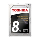 Toshiba 8TB【NAS碟】128M/7200轉/三年保(HDWN180AZSTA)【刷卡含稅價】