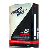 Formula Z Type S 5W-50 全合成機油2公升裝