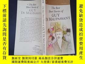 二手書博民逛書店The罕見Best short stories of Guy d